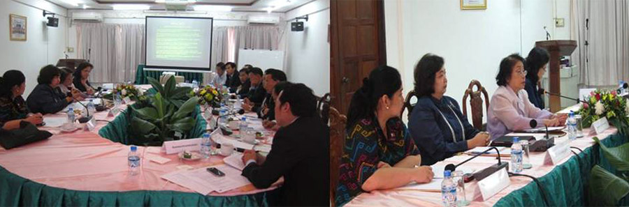 Bilateral meeting between FSI and IFA officials on 20 March 2013